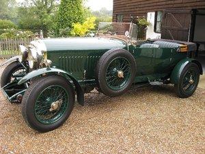 1928 Bentley 4 1/2 Litre For Sale