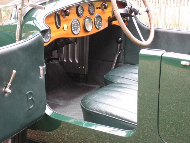 1928 Bentley 4 1/2 Litre For Sale (picture 3 of 6)