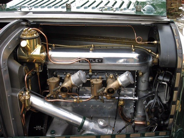 1928 Bentley 4 1/2 Litre For Sale (picture 4 of 6)