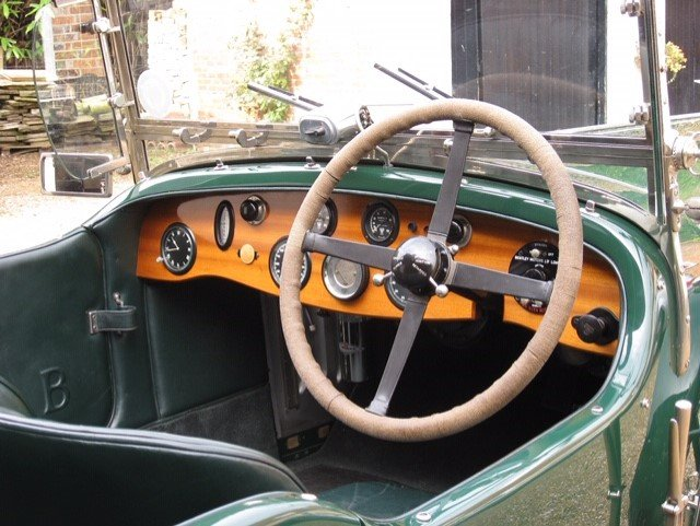 1928 Bentley 4 1/2 Litre For Sale (picture 6 of 6)