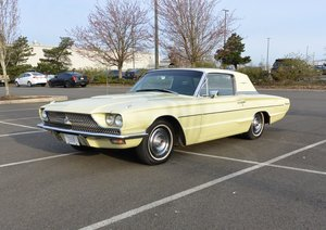1966 Ford Thunderbird Town Hardtop For Sale