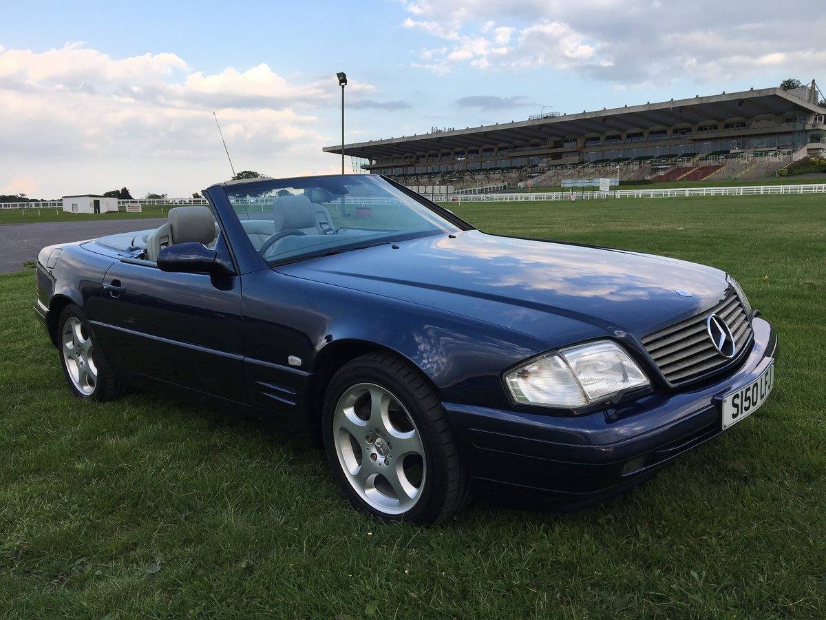 1998 Mercedes Benz SL320 R129 For Sale (picture 1 of 6)