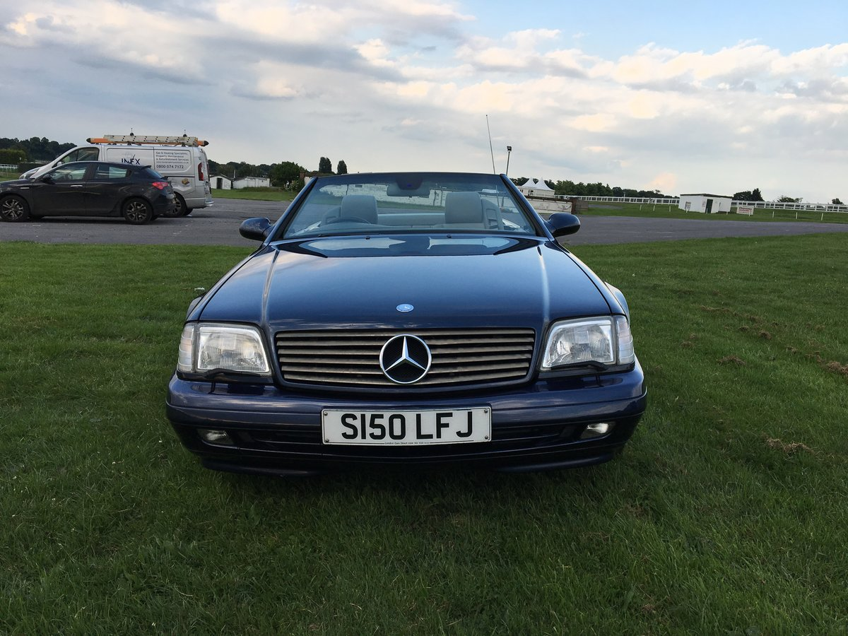 1998 Mercedes Benz SL320 R129 For Sale (picture 2 of 6)
