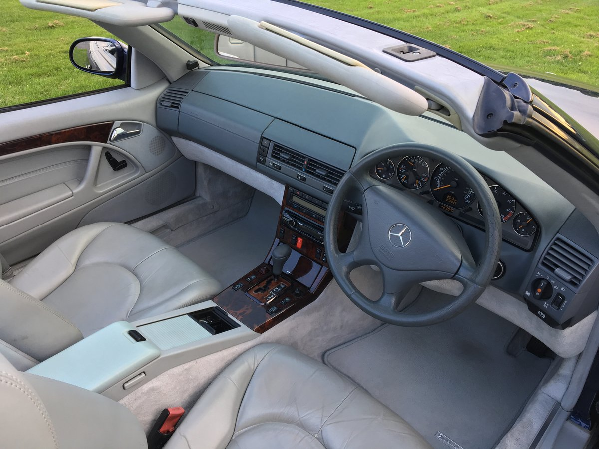 1998 Mercedes Benz SL320 R129 For Sale (picture 5 of 6)