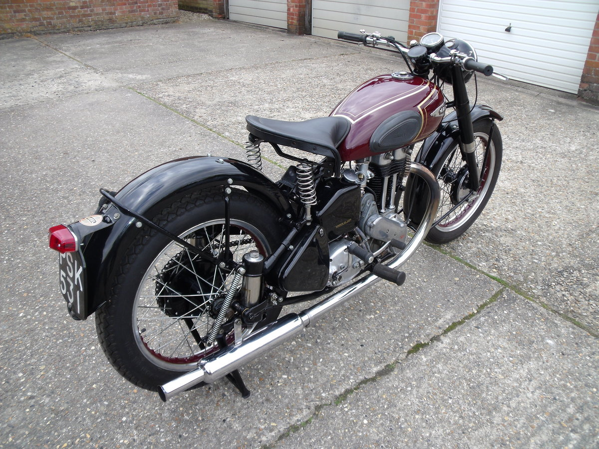 1952 ariel 350cc for sale SOLD (picture 4 of 6)