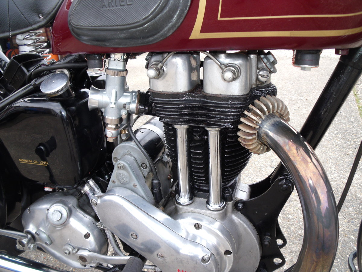 1952 ariel 350cc for sale SOLD (picture 6 of 6)