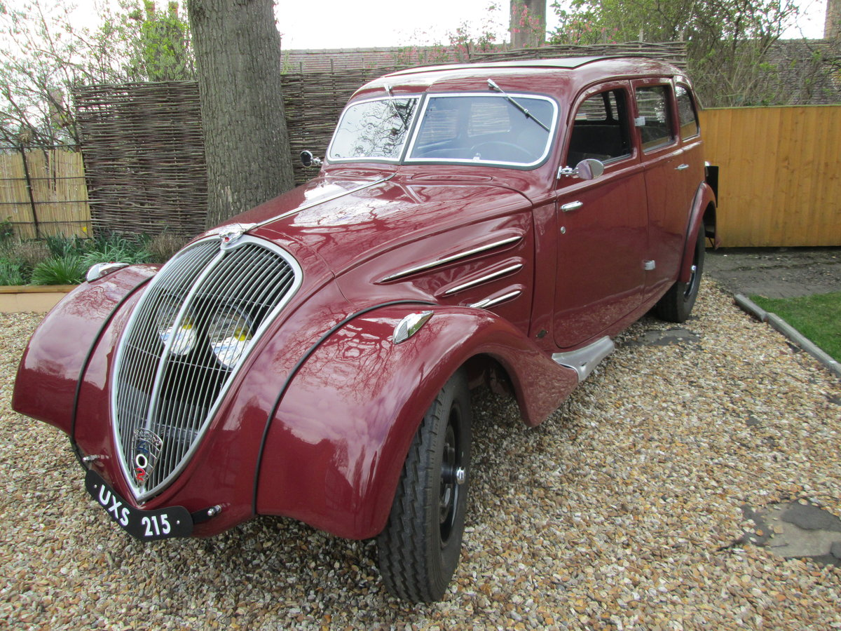 1935 PEUGEOT 402 For Sale (picture 2 of 6)
