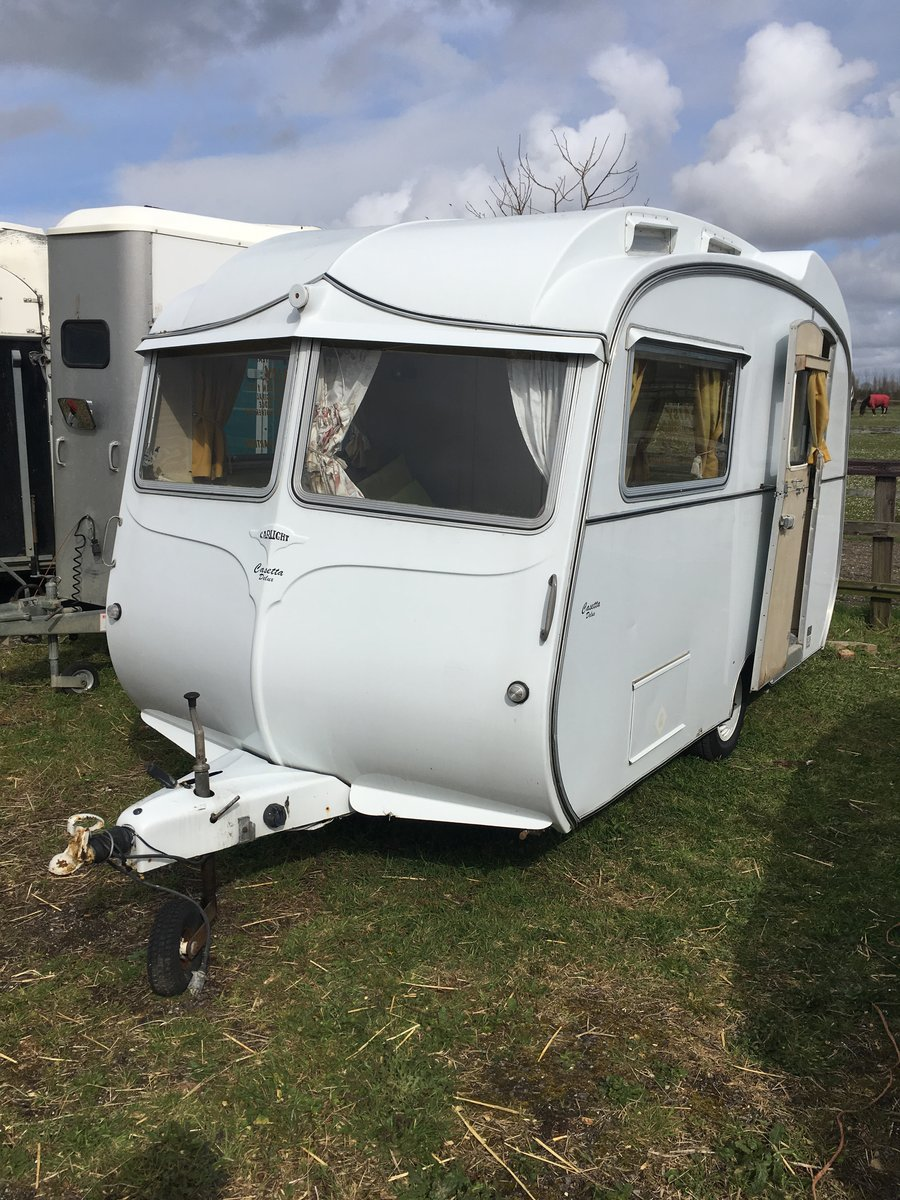 Carlight Vintage Caravan 1957 For Sale (picture 1 of 6)