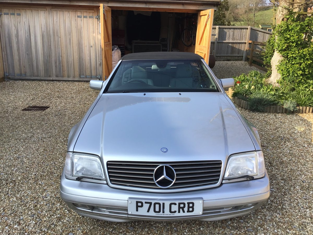 Mercedes SL320 1996 For Sale (picture 1 of 6)