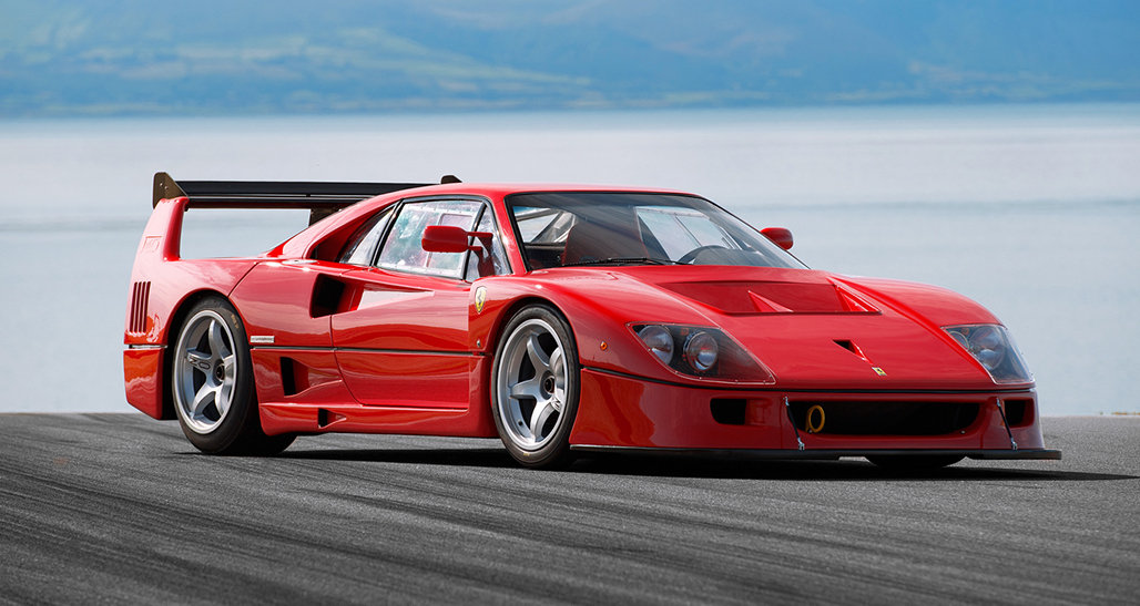 2020 F40 LM Recreation For Sale (picture 1 of 4)