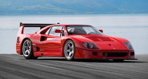 2020 F40 LM Recreation For Sale