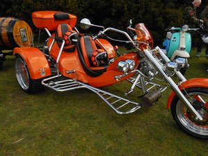2008 Rewaco HS4i Special Edition Trike, VW 1.8i p/ex? For Sale
