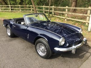 1967 TRIUMPH SPITFIRE MK3 1296CC 28000 MILES ROYAL For Sale