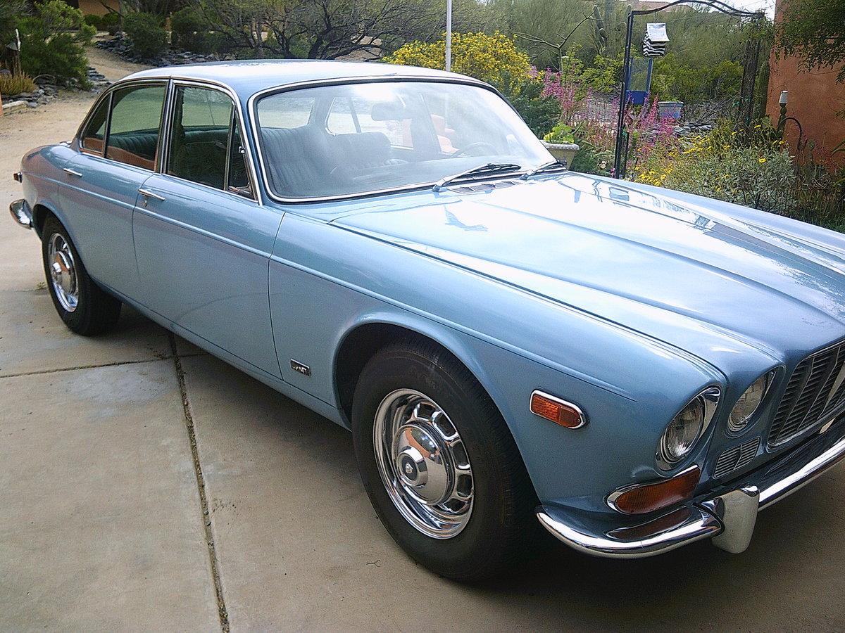 1973 Jaguar XJ6 305V8/700R4 SWB REDUCED! For Sale   Car And Classic