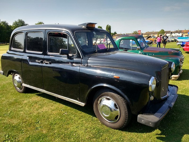 1997 Austin Fairway Taxi For Sale (picture 1 of 6)