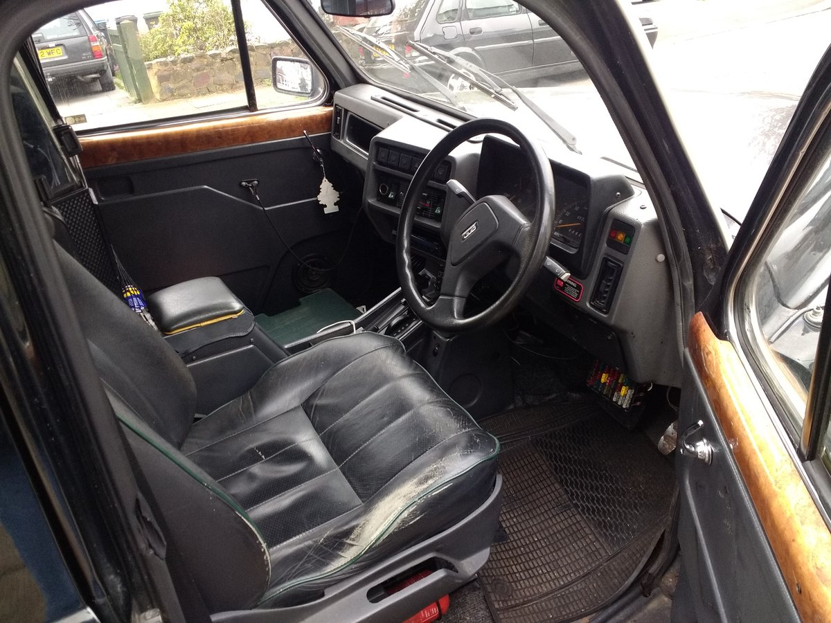 1997 Austin Fairway Taxi For Sale (picture 2 of 6)