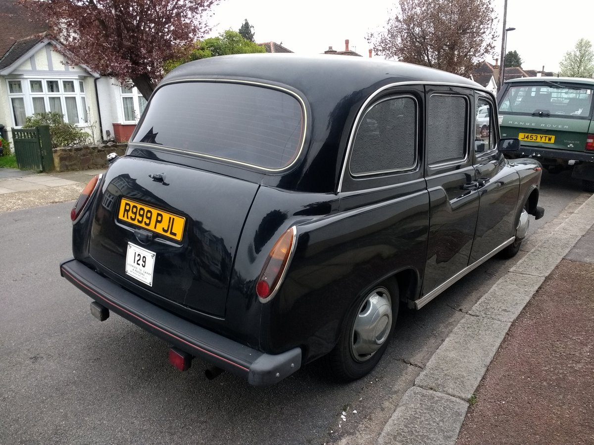 1997 Austin Fairway Taxi For Sale (picture 4 of 6)