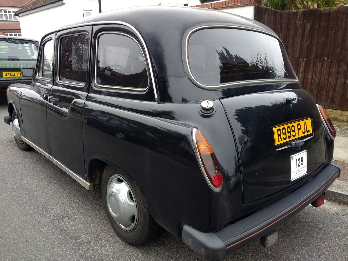 1997 Austin Fairway Taxi For Sale (picture 5 of 6)