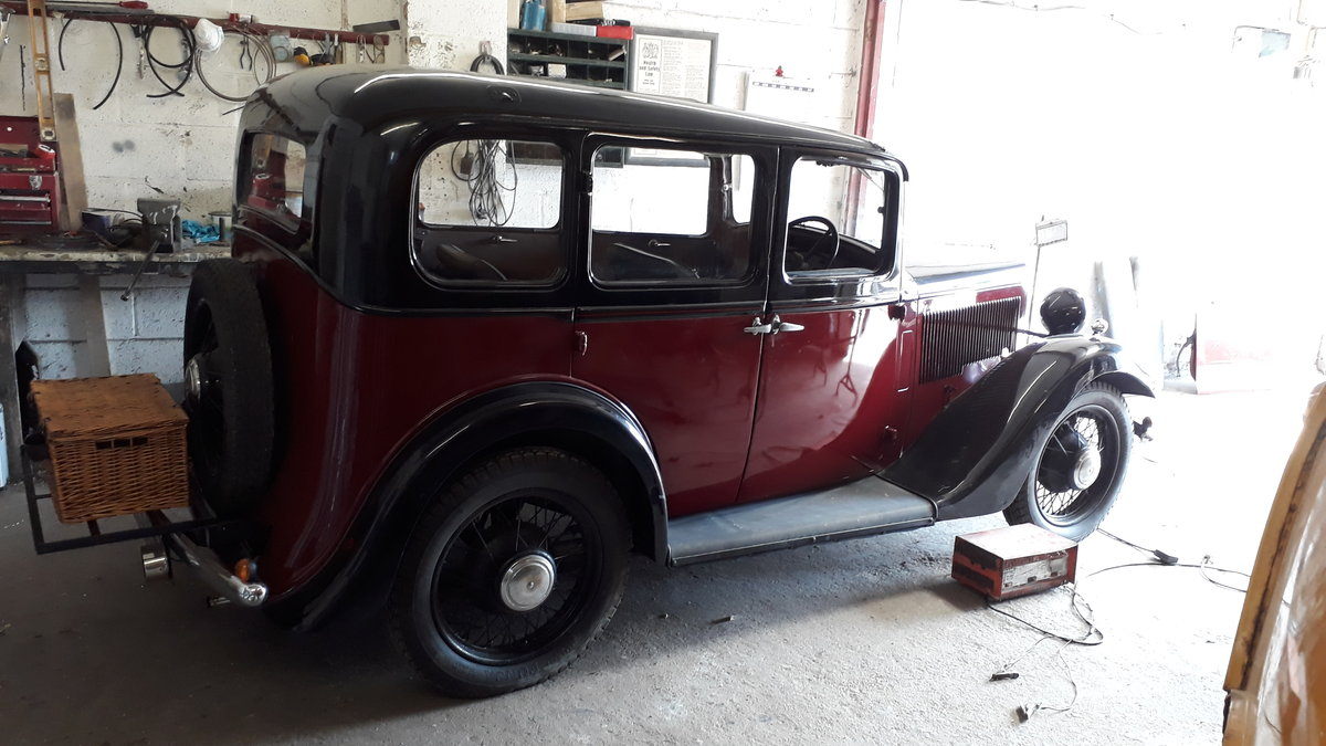 1934 Hillman minx For Sale (picture 1 of 3)