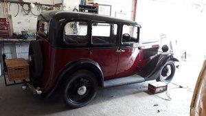 1934 Hillman minx For Sale