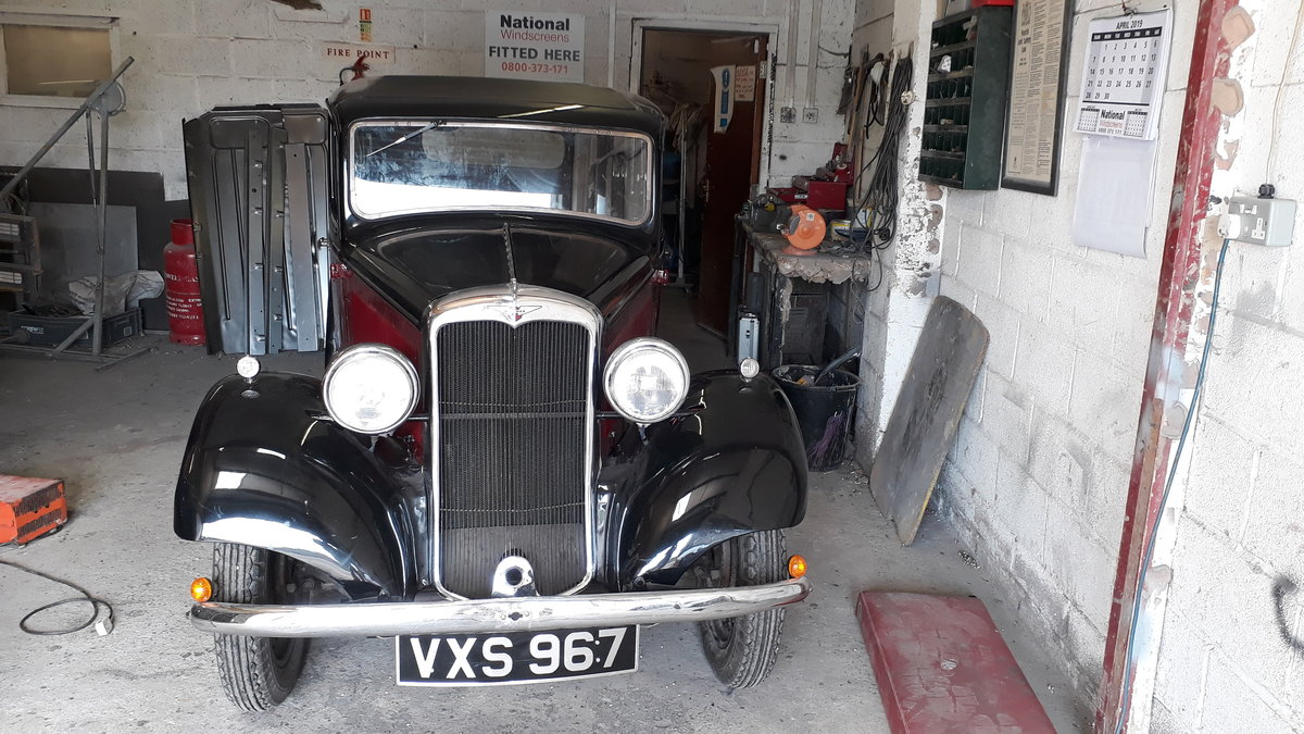 1934 Hillman minx For Sale (picture 2 of 3)