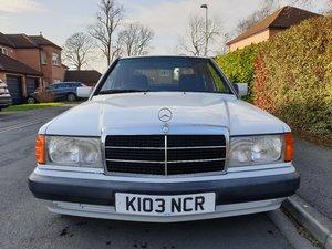 1992 190E 2.0 Auto