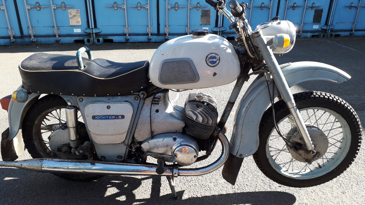 RUSSIAN 350cc twin 1975 For Sale (picture 2 of 6)