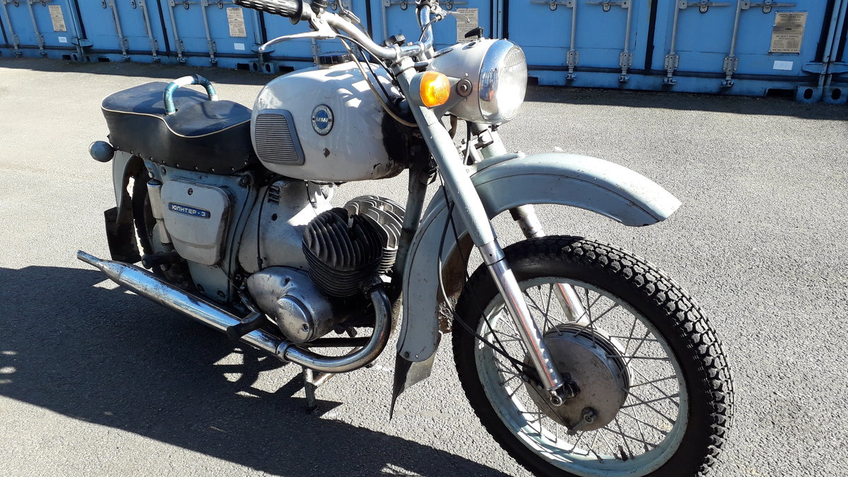 RUSSIAN 350cc twin 1975 For Sale (picture 3 of 6)