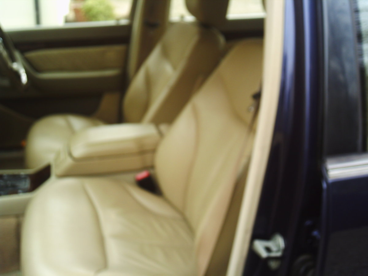 1998 MERCEDSE L140  last of the great S class mercs For Sale (picture 4 of 6)