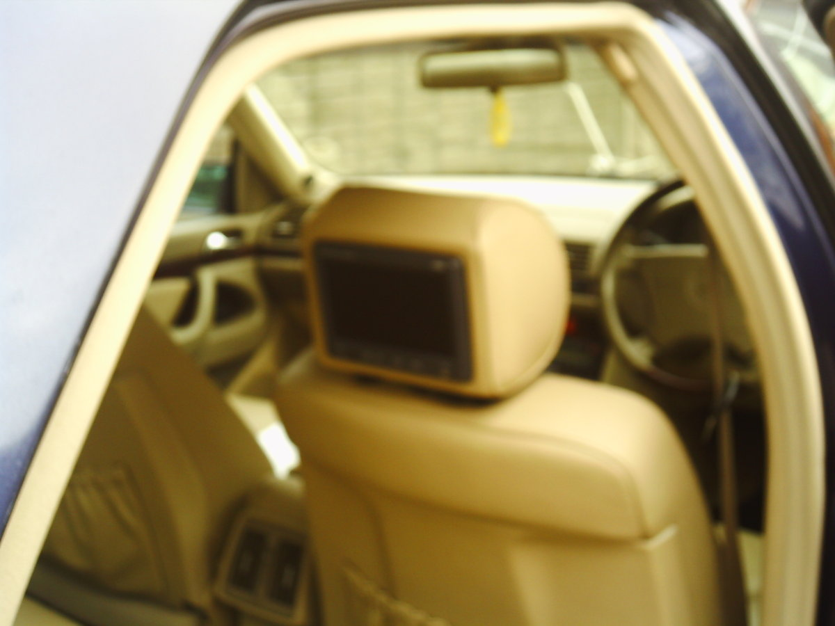 1998 MERCEDSE L140  last of the great S class mercs For Sale (picture 6 of 6)