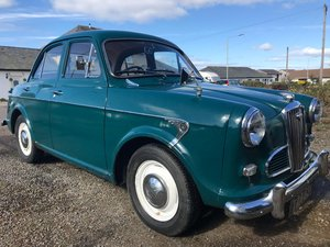 1958 Wolseley MK1 £5,900  now reduced to £5,250 Ono  For Sale