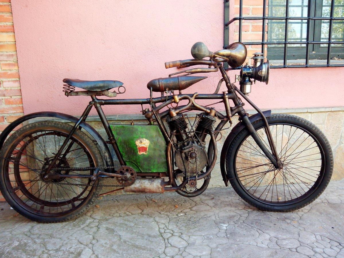 1904 Lauren Klement 812cc For Sale (picture 1 of 4)