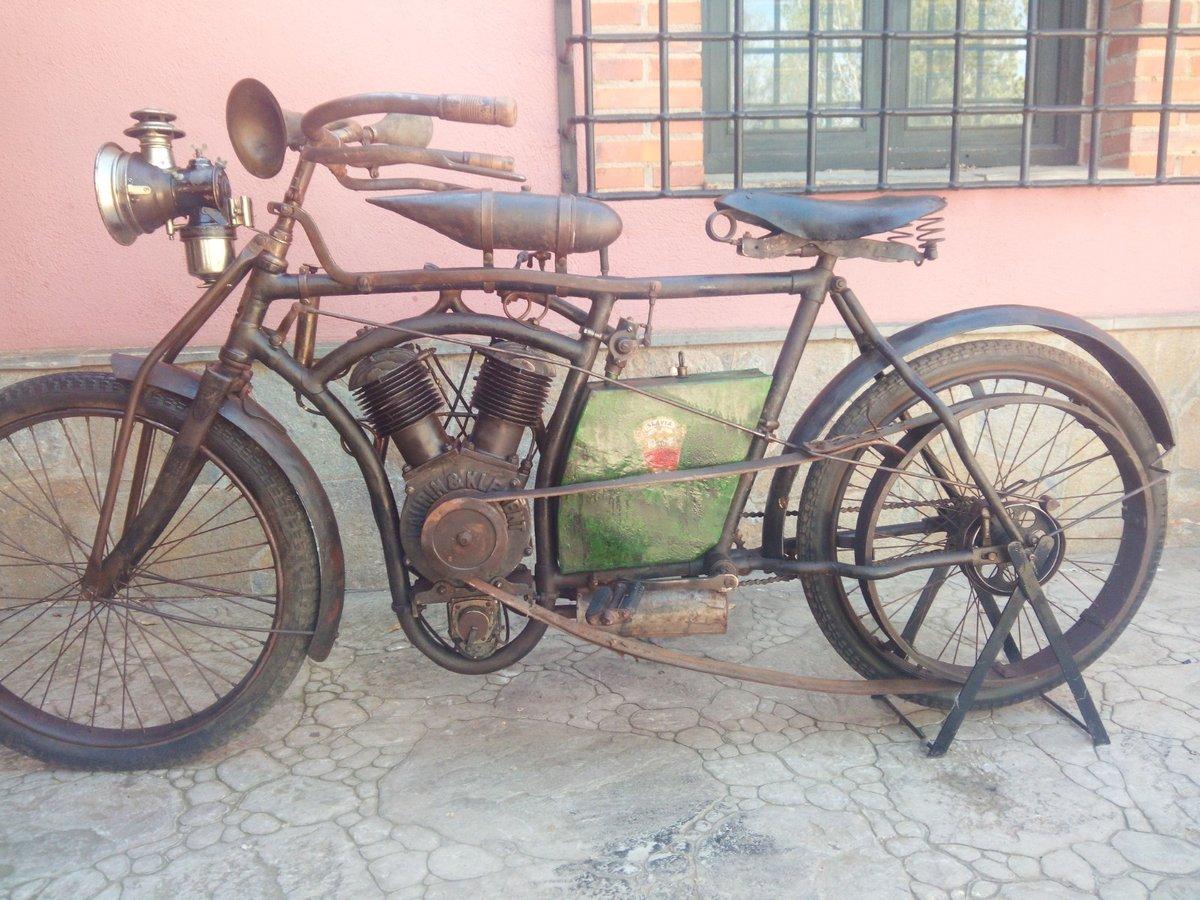 1904 Lauren Klement 812cc For Sale (picture 2 of 4)