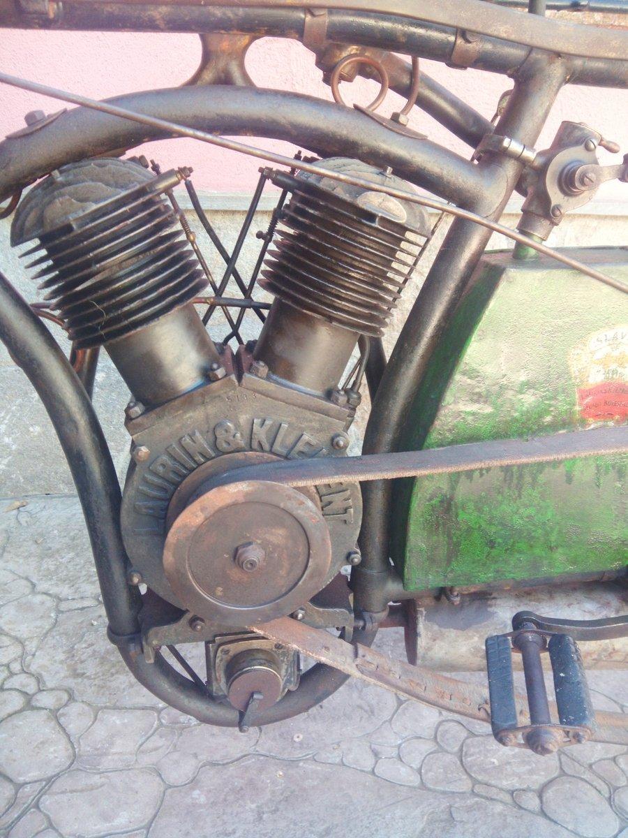 1904 Lauren Klement 812cc For Sale (picture 3 of 4)