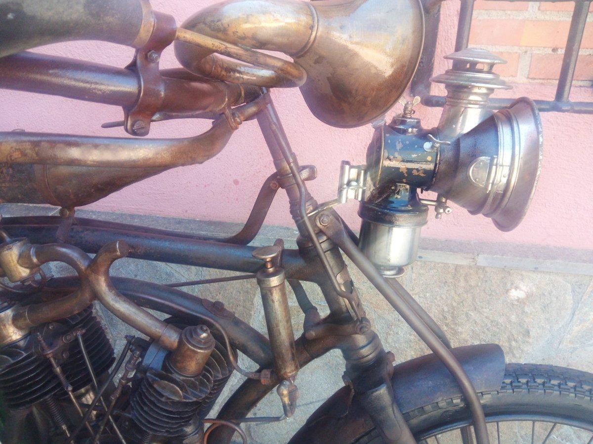 1904 Lauren Klement 812cc For Sale (picture 4 of 4)