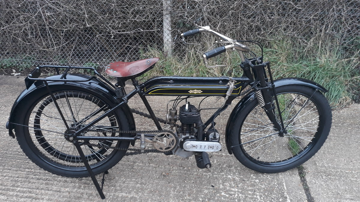 1914 Torpedo For Sale (picture 1 of 2)