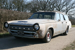 1963 DODGE DART STATION WAGON ESTATE RAT LOOK