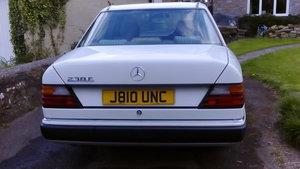 1991 Mercedes 230 E For Sale