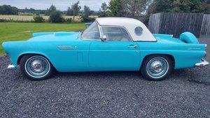 Rare 1956 Ford Thunderbird convertible