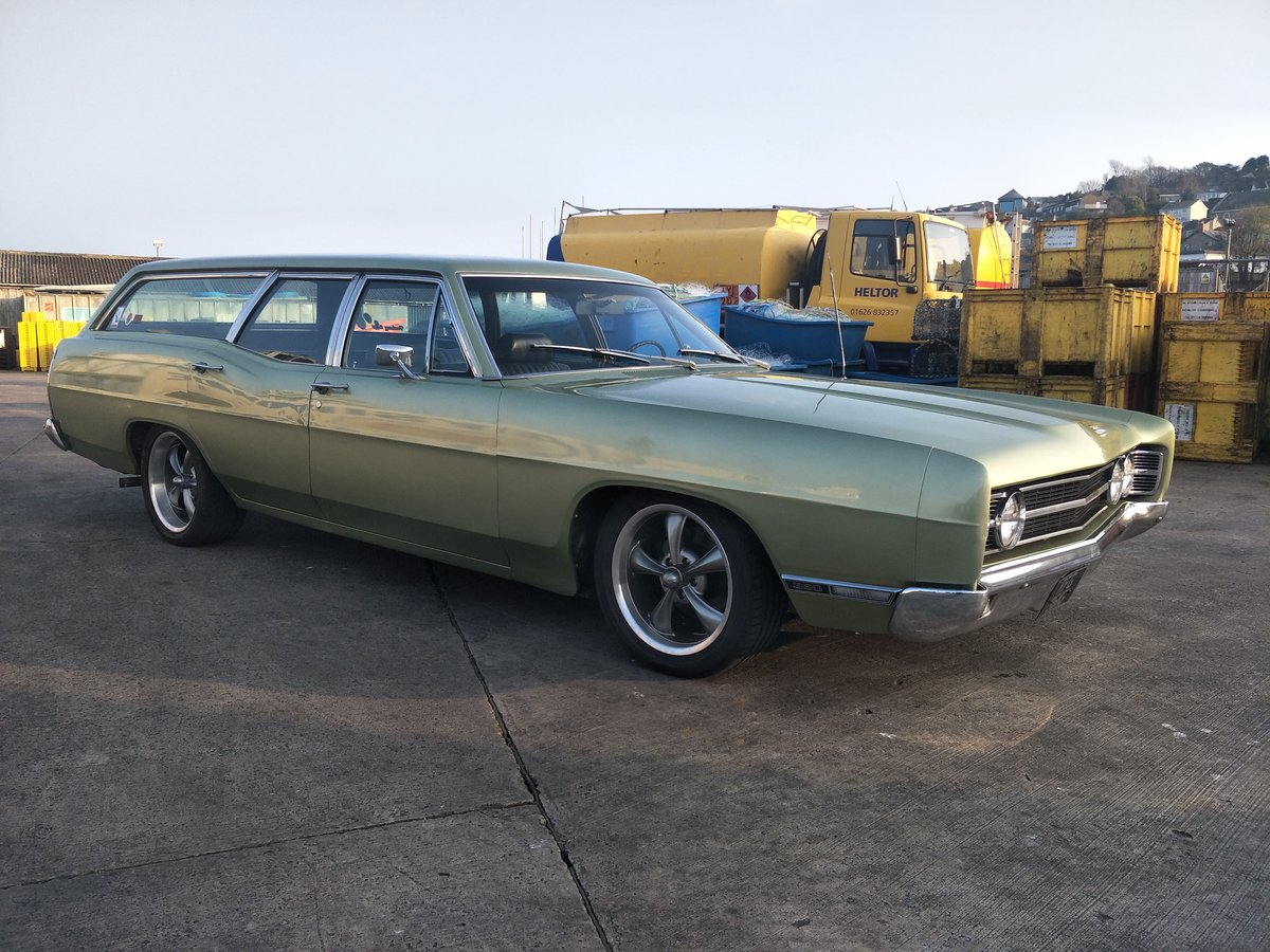 1969 Ford Country Sedan Station Wagon For Sale (picture 1 of 6)