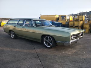 1969 Ford Country Sedan Station Wagon