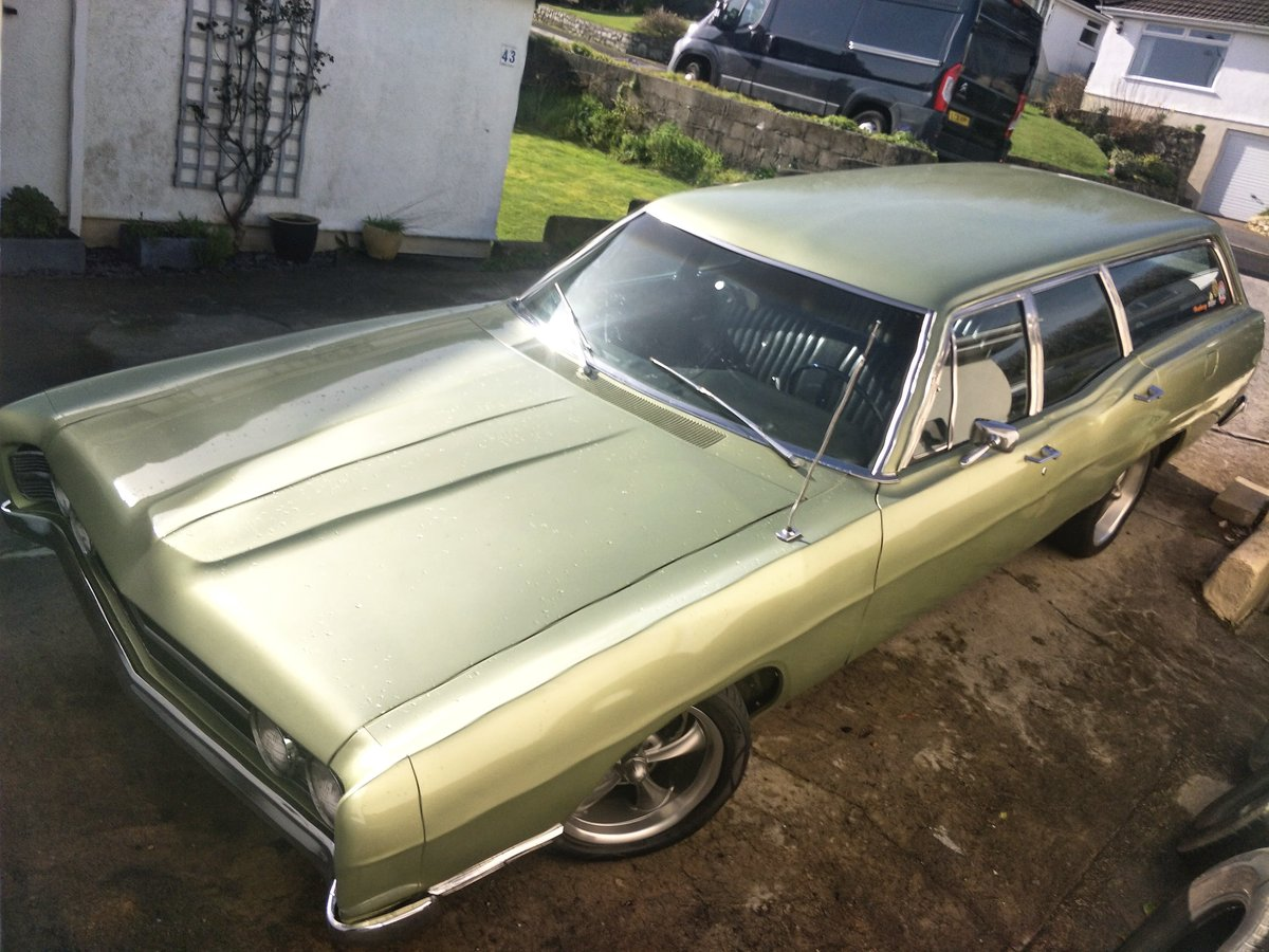 1969 Ford Country Sedan Station Wagon For Sale (picture 6 of 6)
