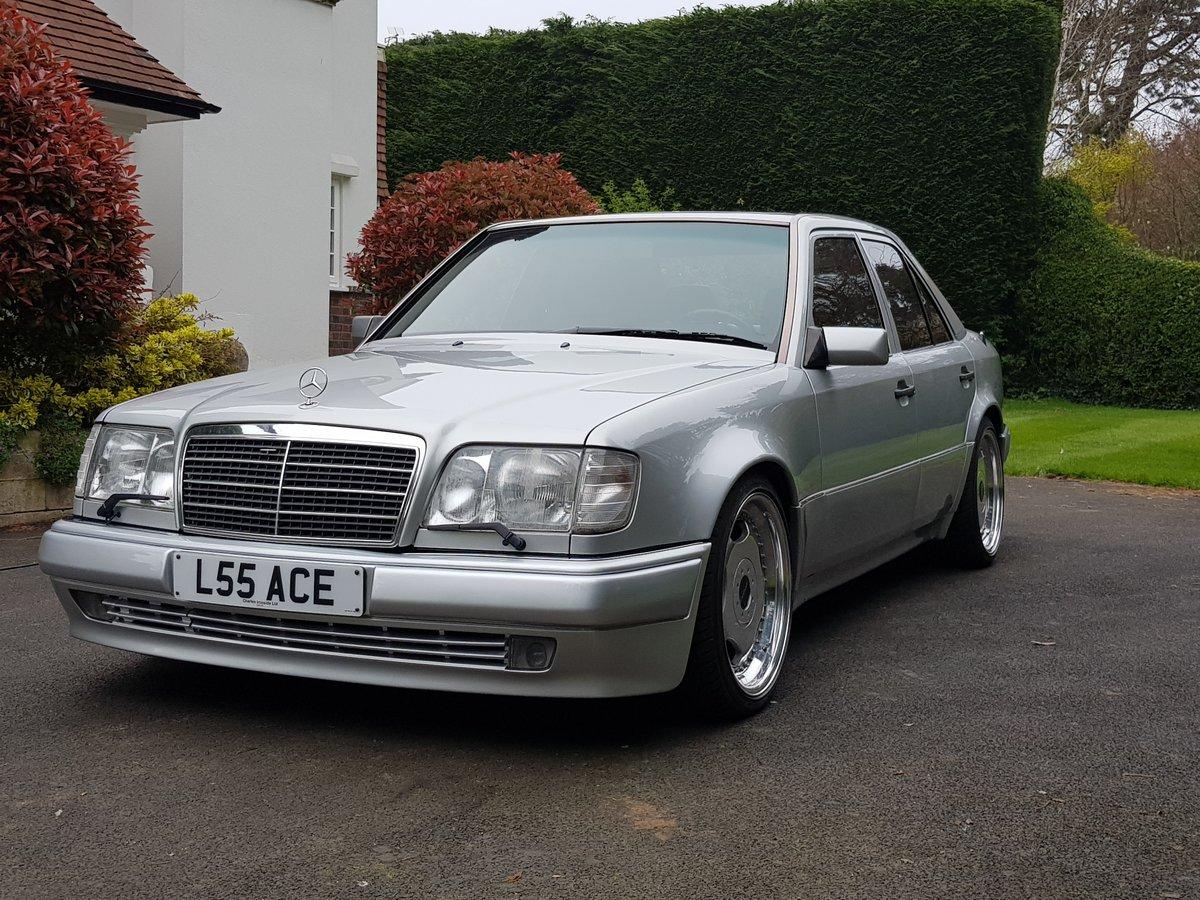 1993 Mercedes E500 W124 For Sale (picture 1 of 6)