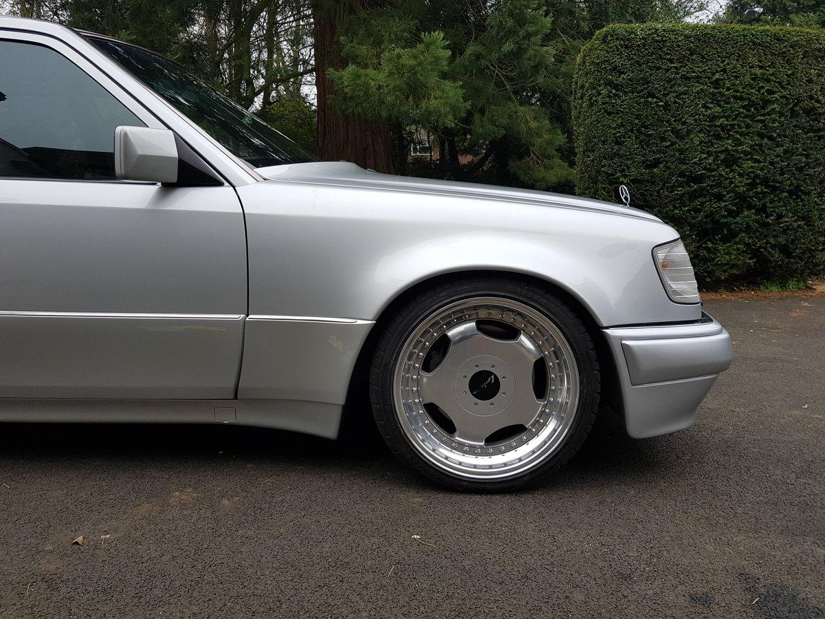 1993 Mercedes E500 W124 For Sale (picture 3 of 6)
