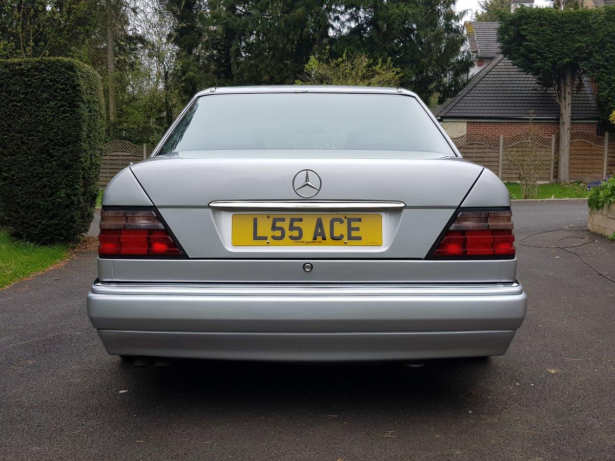 1993 Mercedes E500 W124 For Sale (picture 4 of 6)