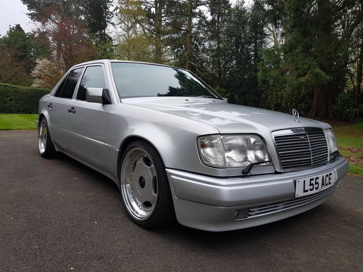 1993 Mercedes E500 W124 For Sale (picture 5 of 6)