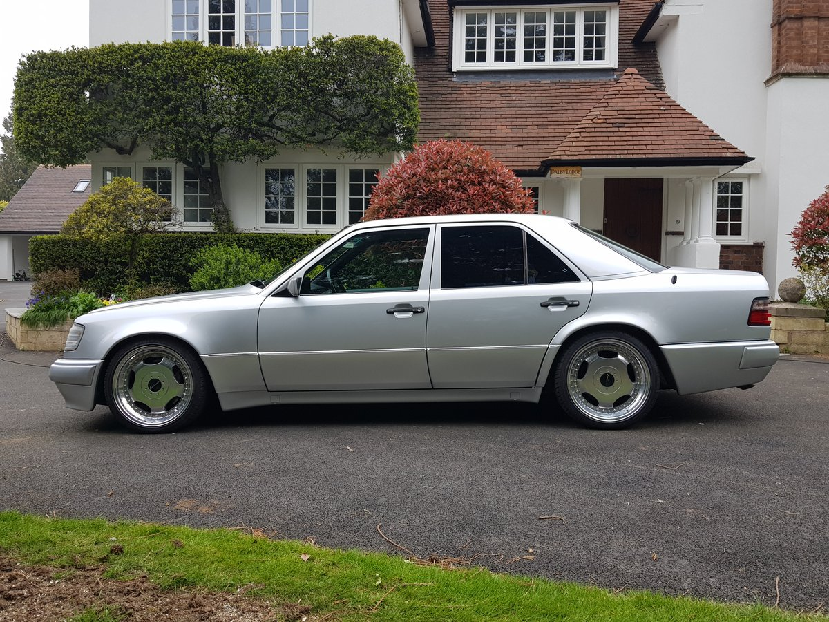 1993 Mercedes E500 W124 For Sale (picture 6 of 6)