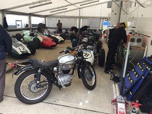 1961 Moto Parilla Wildcat for sale For Sale