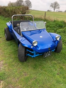 VOLKSWAGEN BEACH BUGGY 1971