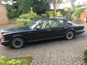 1996 ROLLS ROYCE SILVER DAWN 1997 BLACK For Sale